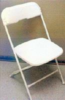 Standard White Chair